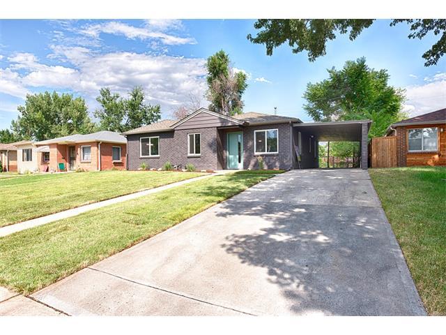 3012 Eudora Street, Denver, CO, 80207 Primary Photo