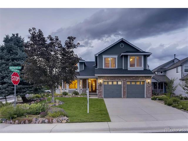 2565 Spring Hill Court, Highlands Ranch, CO, 80129 Primary Photo