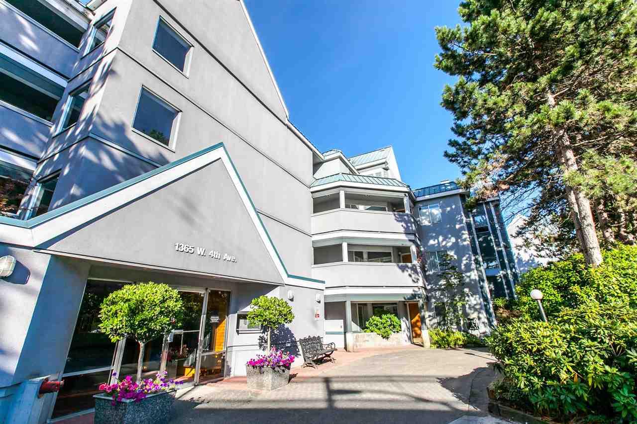 301 1365 W 4TH AVENUE, Vancouver, BC, V6H 3Y8 Primary Photo