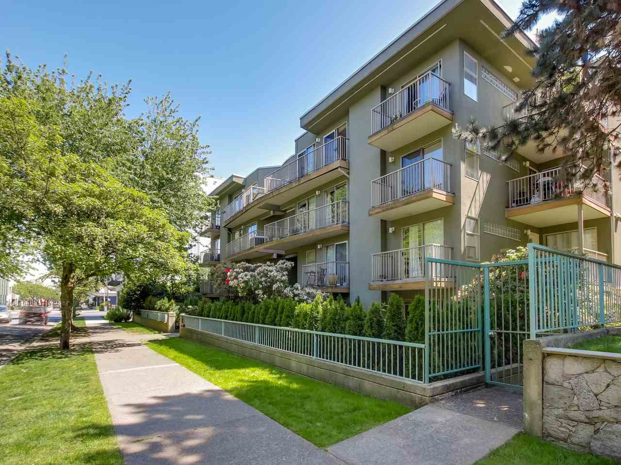 101 1820 W 3RD AVENUE, Vancouver, BC, V6J 1K8 Primary Photo
