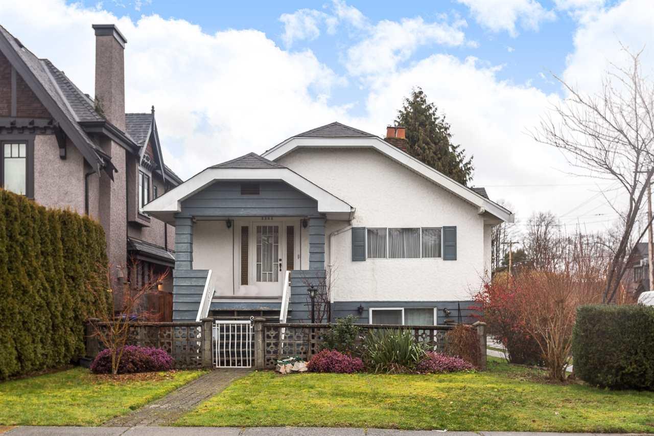 3505 W 12TH AVENUE, Vancouver, BC, V6R 2N3 Primary Photo