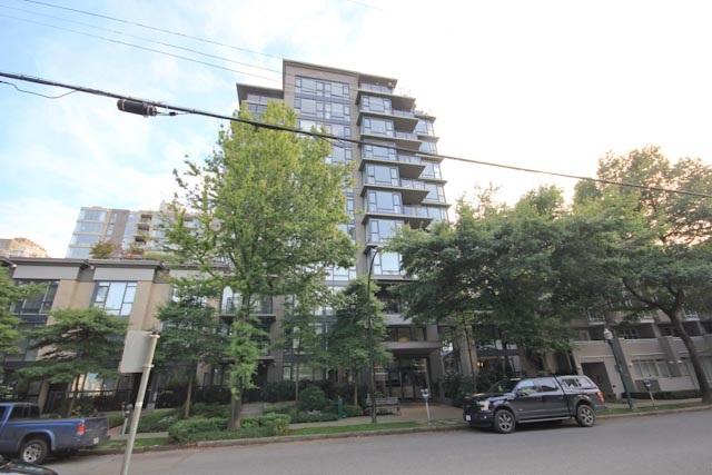 705 1650 W 7TH AVENUE, Vancouver, BC, V6J 1S5 Primary Photo