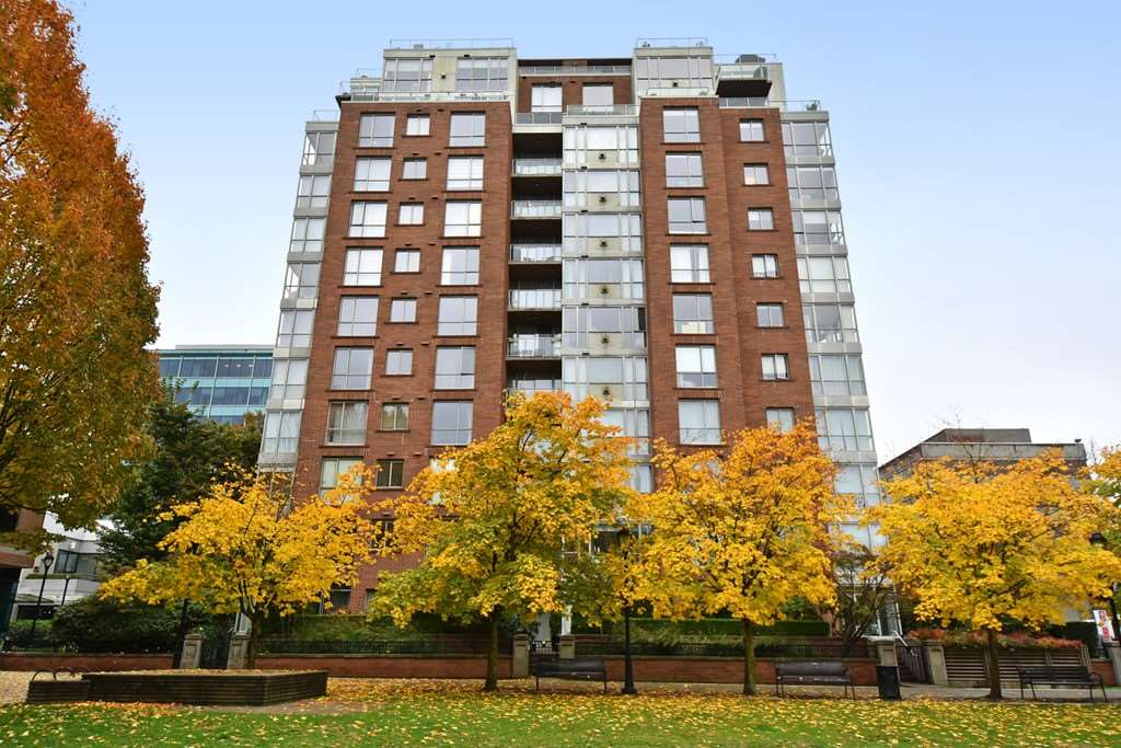 407 1575 W 10TH AVENUE, Vancouver, BC, V6J 5L1 Primary Photo