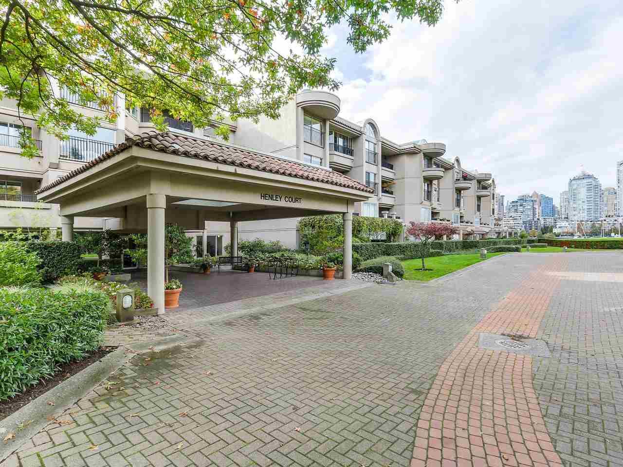 309 525 WHEELHOUSE SQUARE, Vancouver, BC, V5Z 4L8 Primary Photo