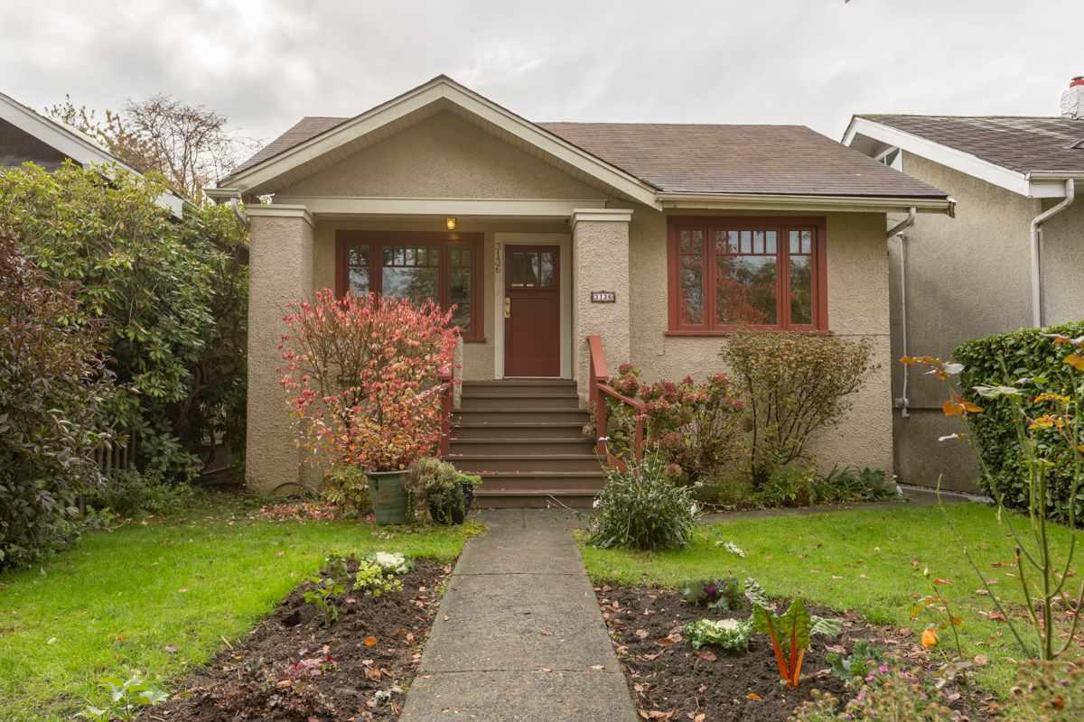 3136 W 8TH AVENUE, Vancouver, BC, V6K 2C3 Primary Photo