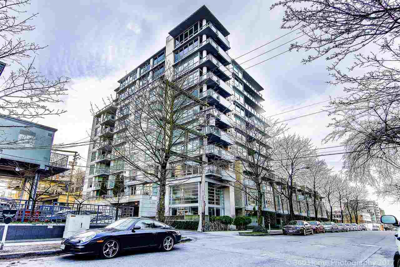 1102 1530 W 8TH AVENUE, Vancouver, BC, V6J 4R8 Primary Photo