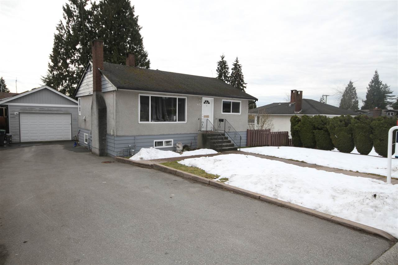 632 HARRISON AVENUE, Coquitlam, BC, V3J 3Z7 Photo 1