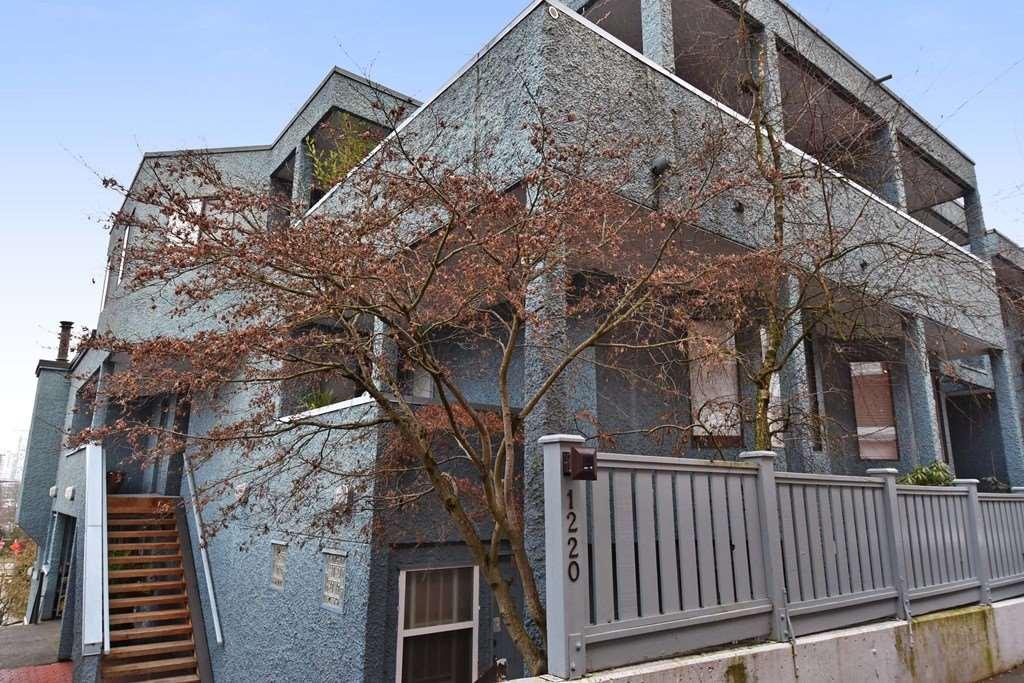 305 1220 W 6TH AVENUE, Vancouver, BC, V6H 1A5 Primary Photo