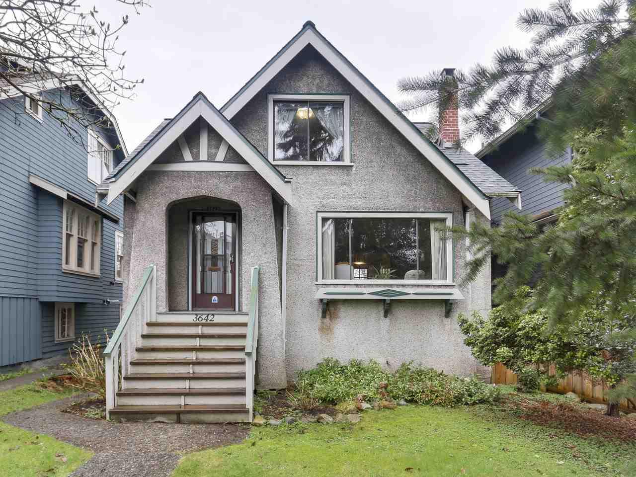 3642 W 3RD AVENUE, Vancouver, BC, V6R 1L9 Primary Photo
