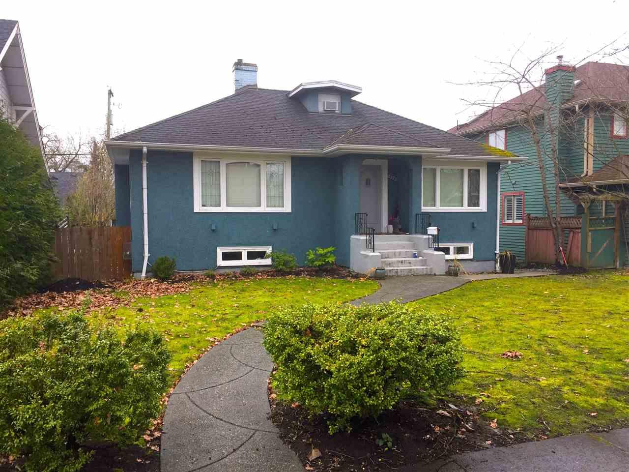2375 W 13TH AVENUE, Vancouver, BC, V6K 2S5 Primary Photo