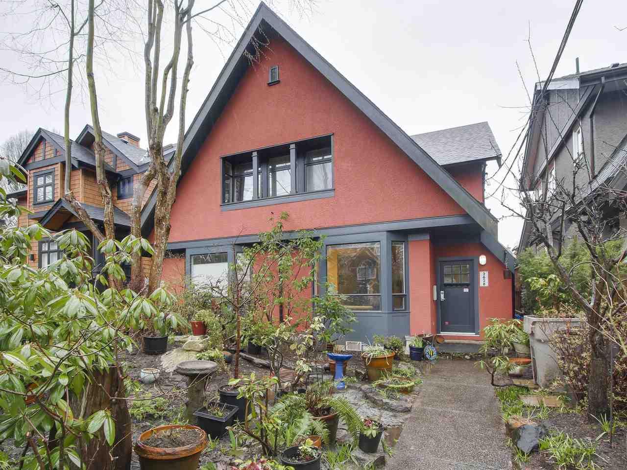 2628 W 6TH AVENUE, Vancouver, BC, V6K 1W7 Primary Photo