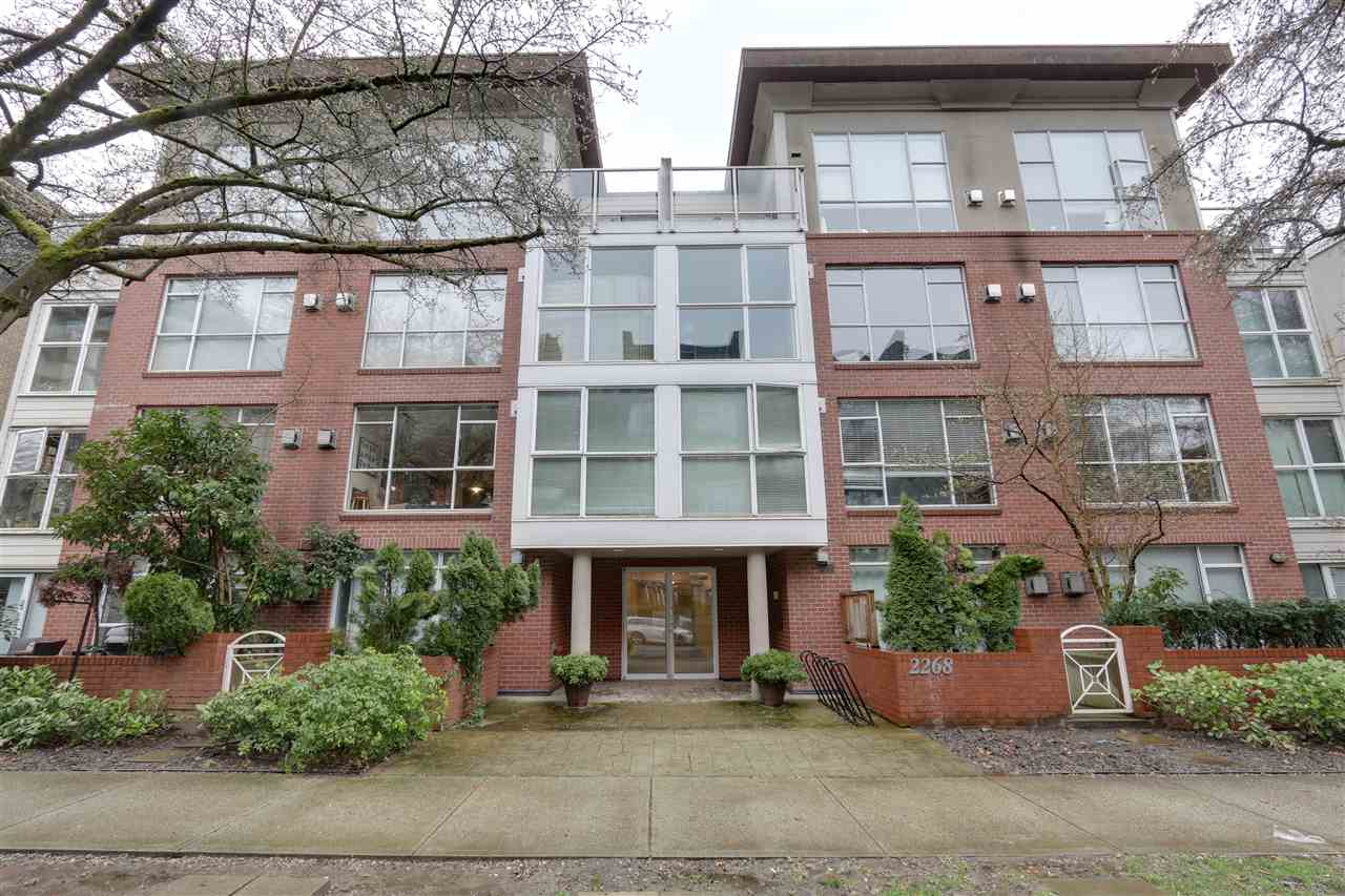 302 2268 W 12TH AVENUE, Vancouver, BC, V6K 2N5 Primary Photo