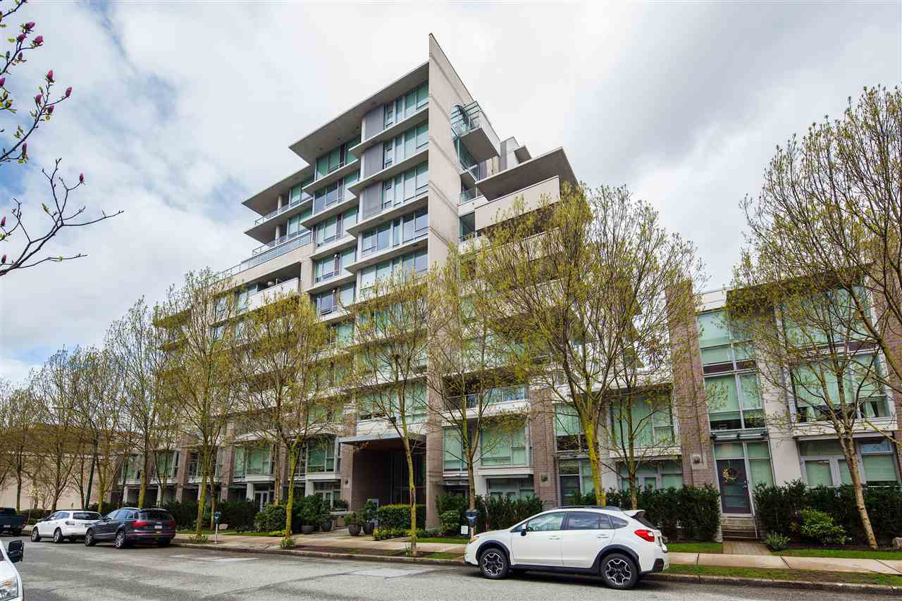 703 1675 W 8TH AVENUE, Vancouver, BC, V6J 0A8 Primary Photo