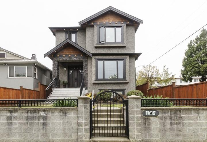 1304 E 35TH AVENUE, Vancouver, BC, V5W 1C1 Primary Photo