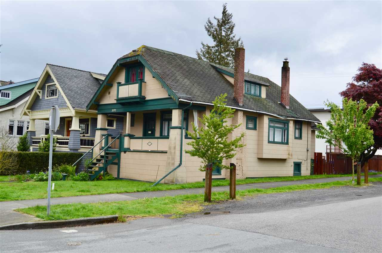 3192 W 3RD AVENUE, Vancouver, BC, V6K 1N3 Primary Photo