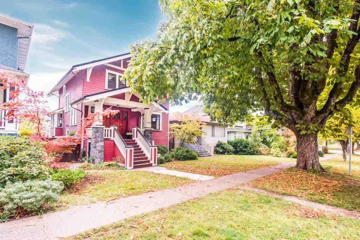 650 W 20TH AVENUE, Vancouver, BC, V5Z 1Y1 Primary Photo