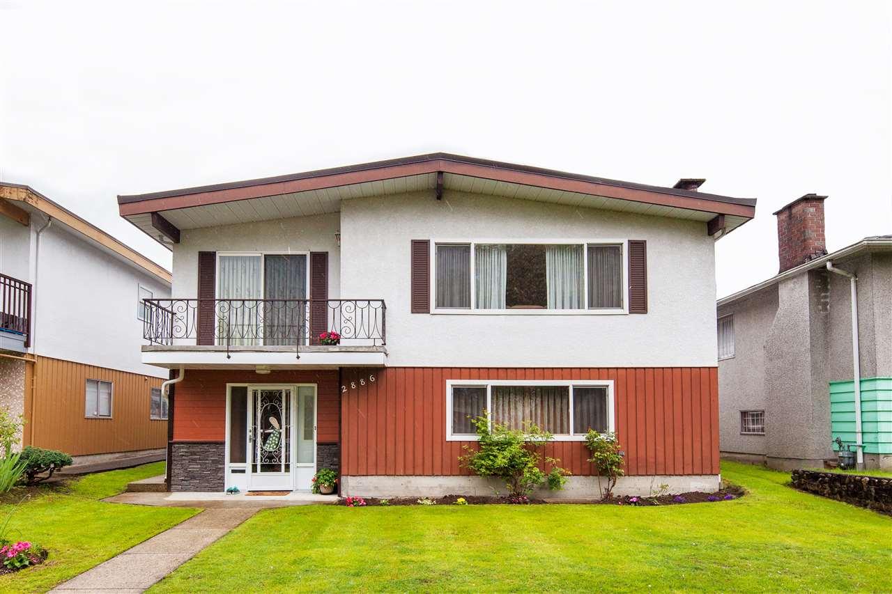 2886 E 19TH AVENUE, Vancouver, BC, V5M 2S7 Primary Photo