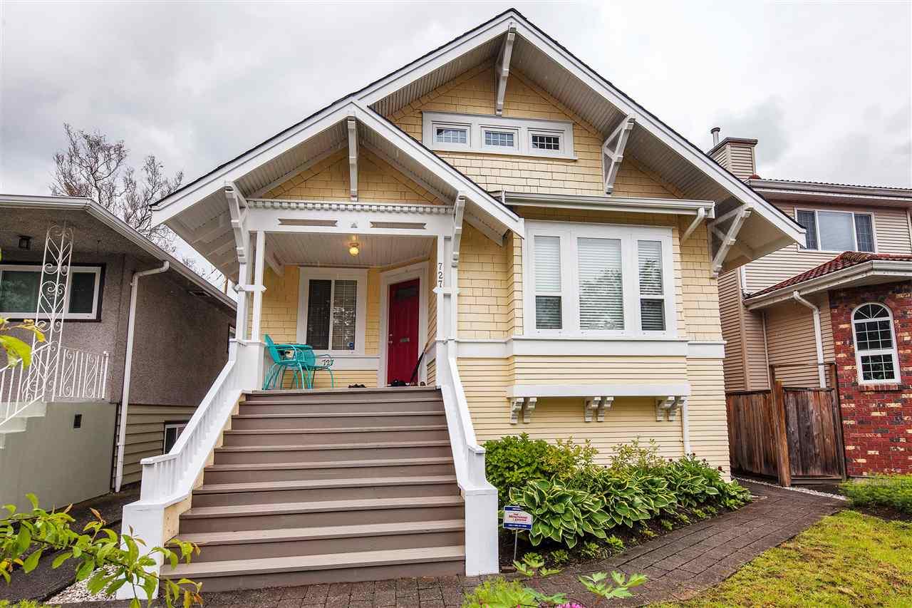 727 E 50TH AVENUE, Vancouver, BC, V5X 1B4 Primary Photo
