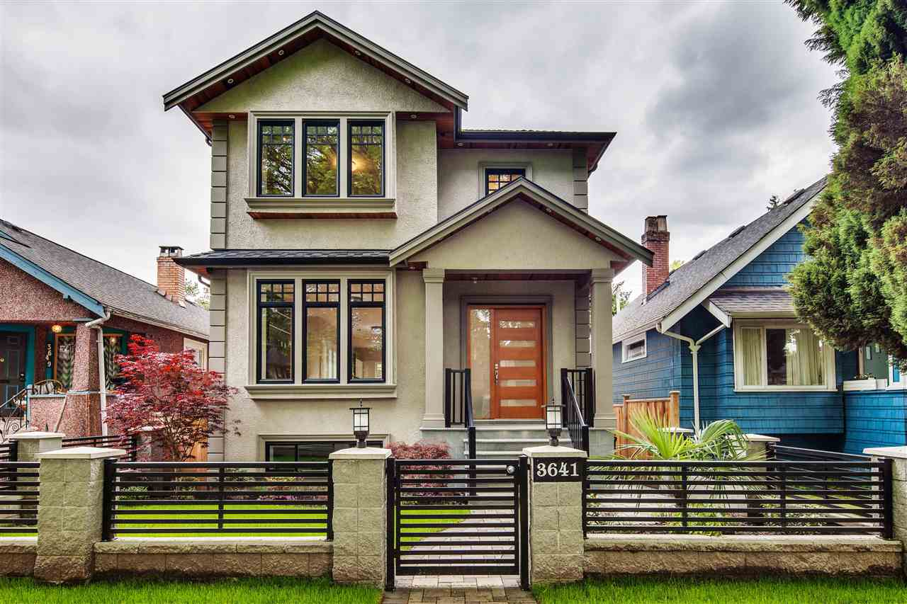 3641 W 11TH AVENUE, Vancouver, BC, V6R 2K4 Primary Photo