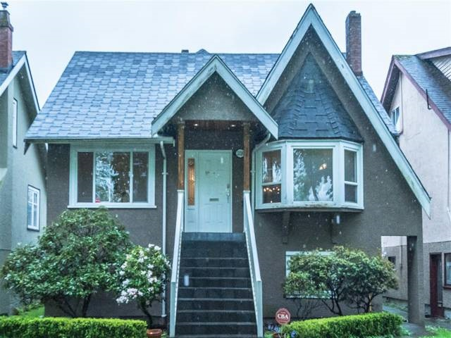 3326 W 14TH AVENUE, Vancouver, BC, V6R 2V8 Primary Photo