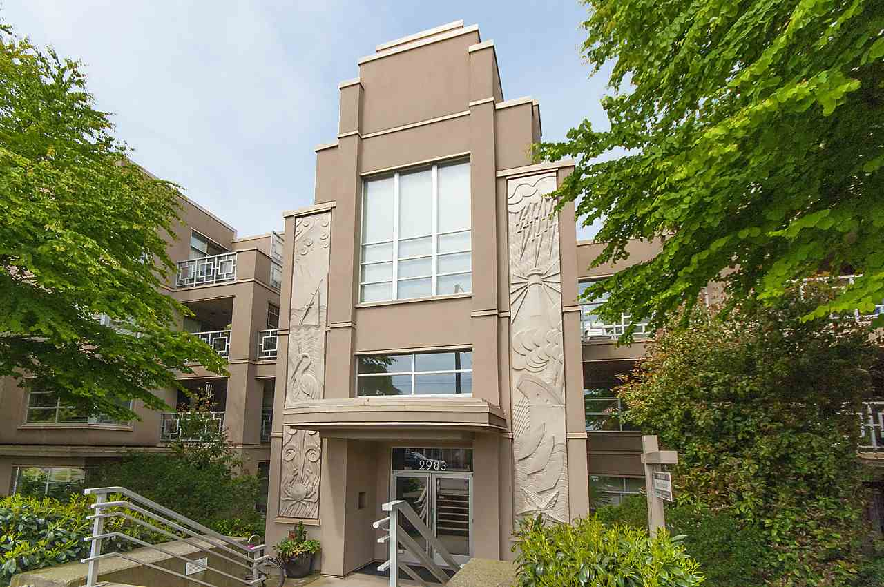 109 2983 W 4TH AVENUE, Vancouver, BC, V6K 1R5 Primary Photo