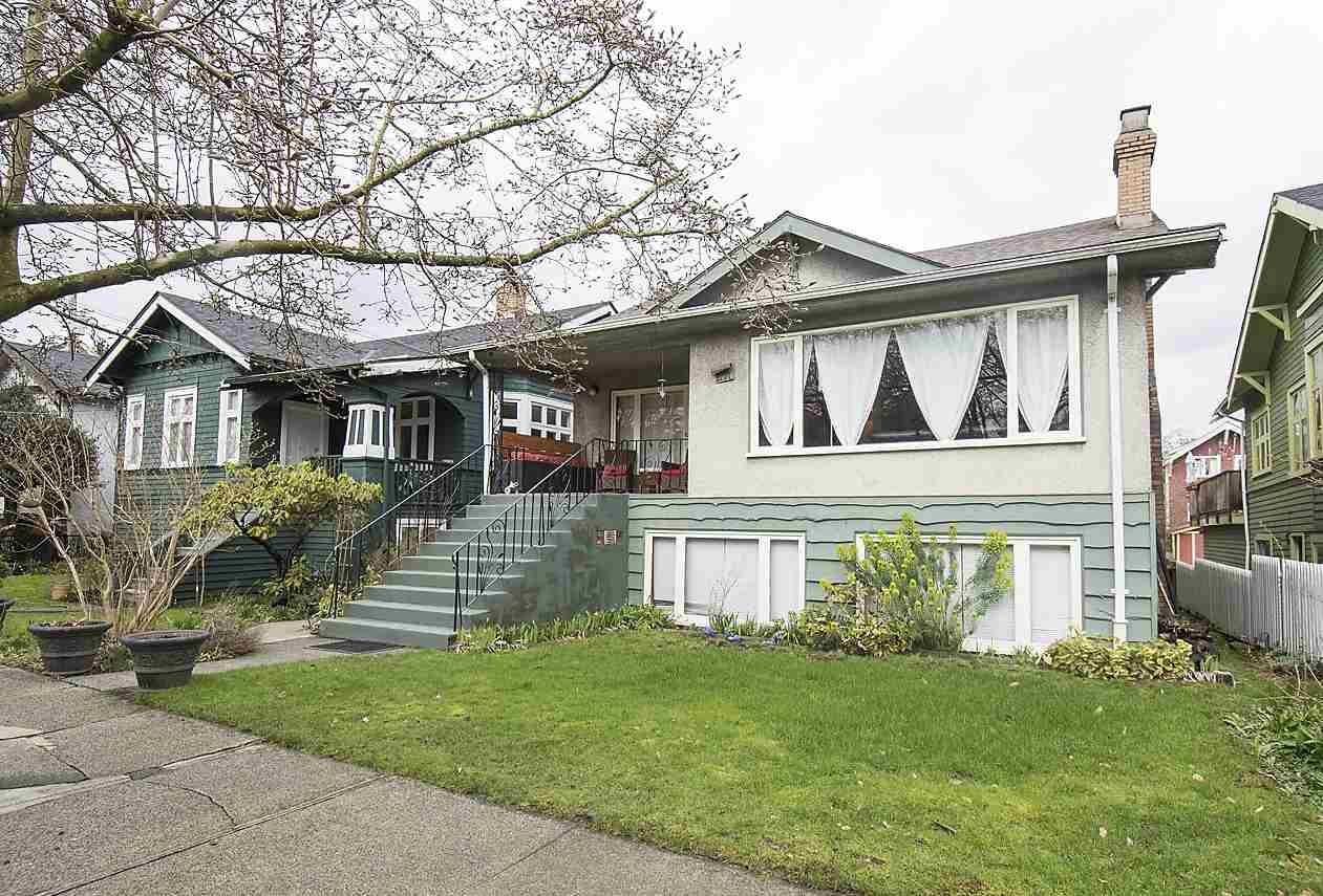 2751 W 7TH AVENUE, Vancouver, BC, V6K 1Z3 Primary Photo