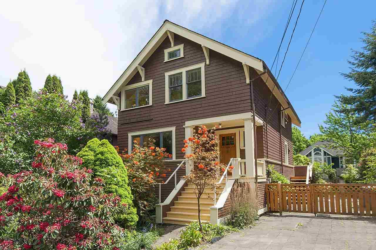 3444 W 5TH AVENUE, Vancouver, BC, V6R 1R8 Primary Photo