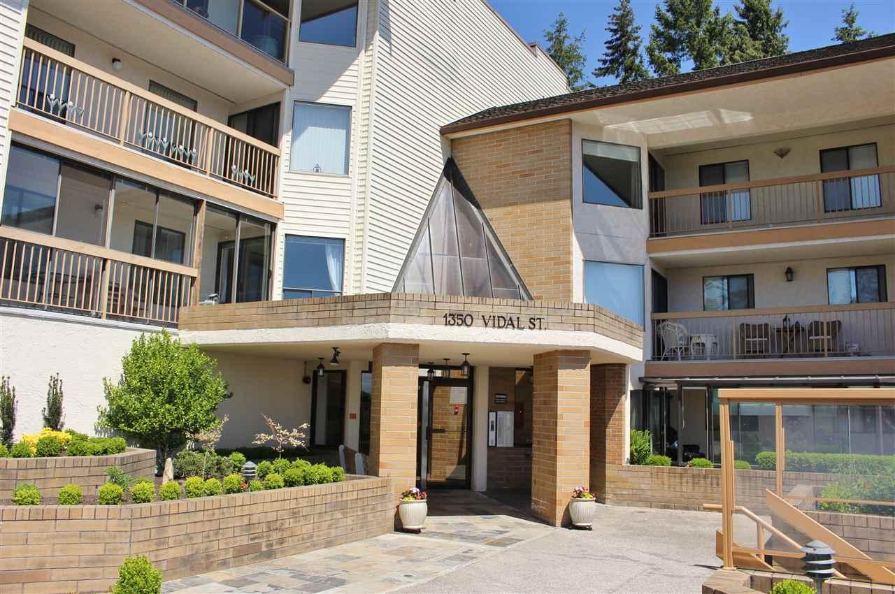 614 1350 VIDAL STREET, White Rock, BC, V4B 5G6 Primary Photo