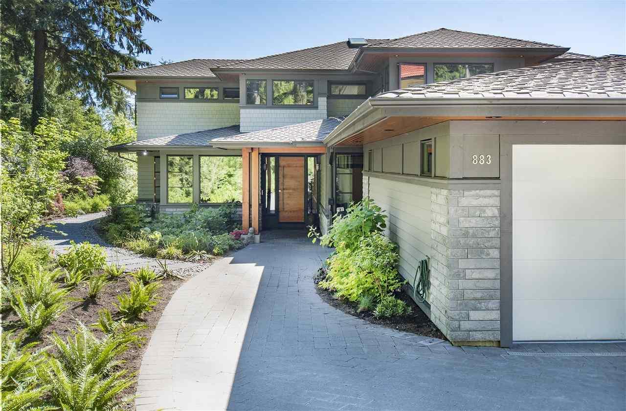 883 BELMONT AVENUE, North Vancouver, BC, V7R 1J7 Primary Photo