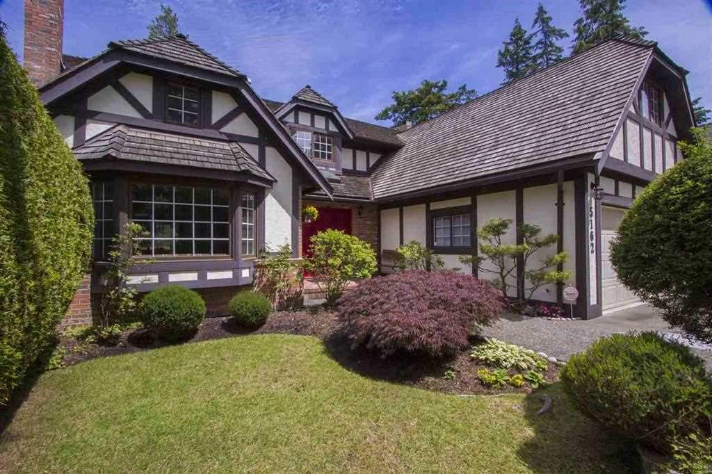 5162 ALDERFEILD PLACE, West Vancouver, BC, V7W 2W7 Photo 1