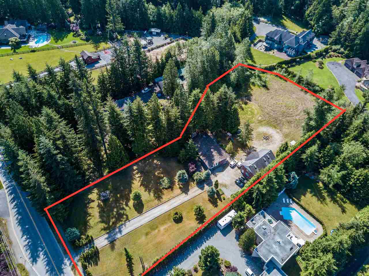 2440 EAST ROAD, Anmore, BC, V3H 5G9 Photo 1