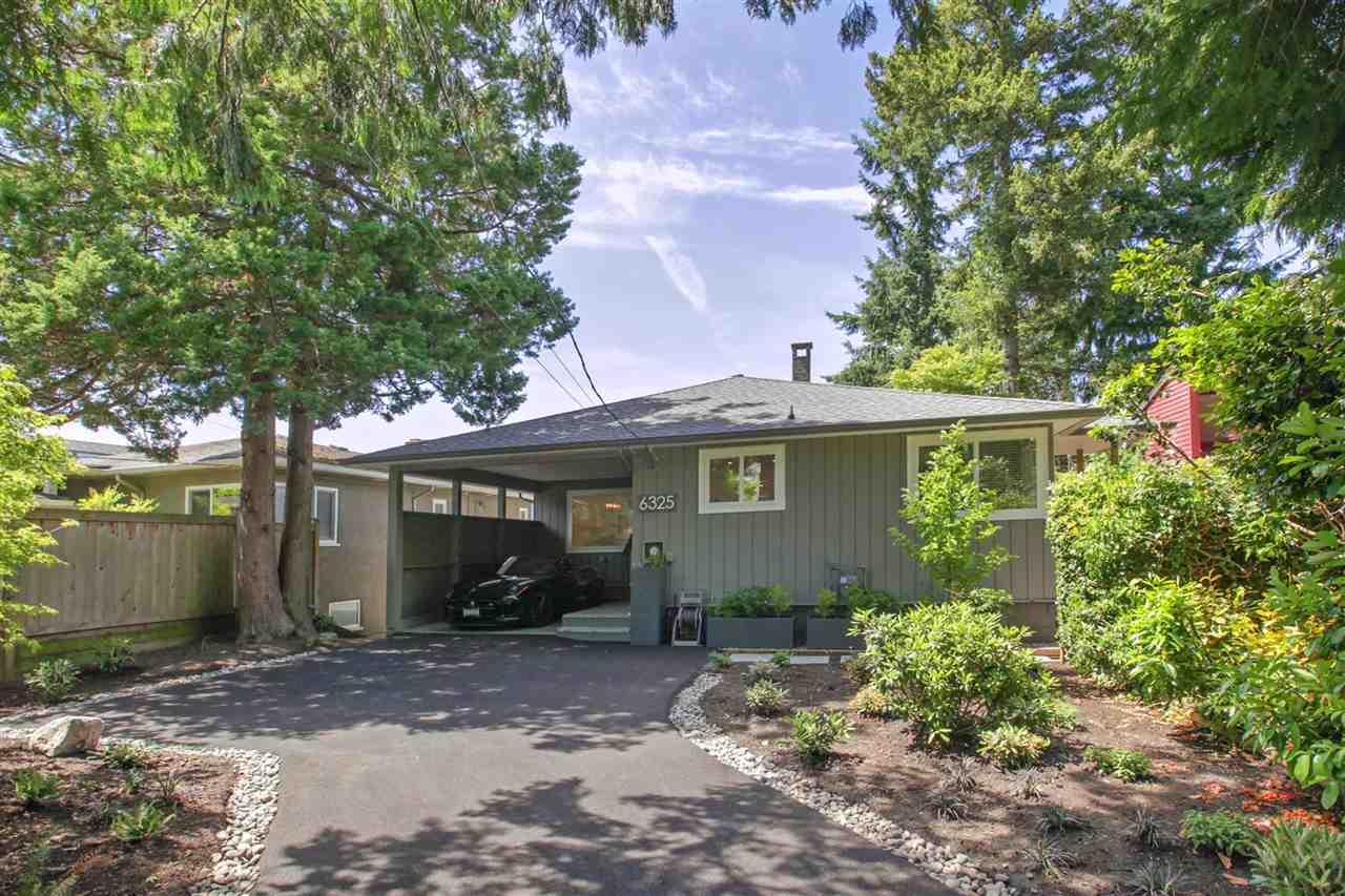 6325 NELSON AVENUE, West Vancouver, BC, V7W 2A2 Photo 1