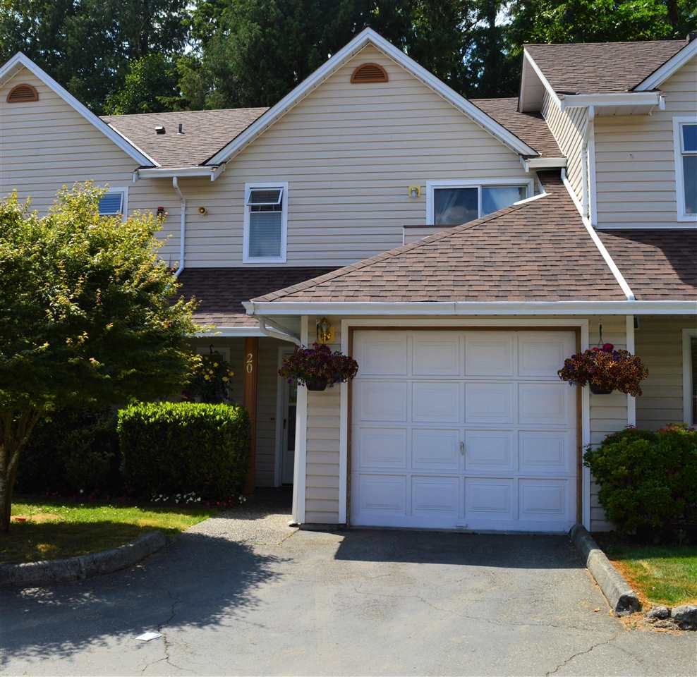 20 20699 120B AVENUE, Maple Ridge, BC, V2X 0A6 Primary Photo