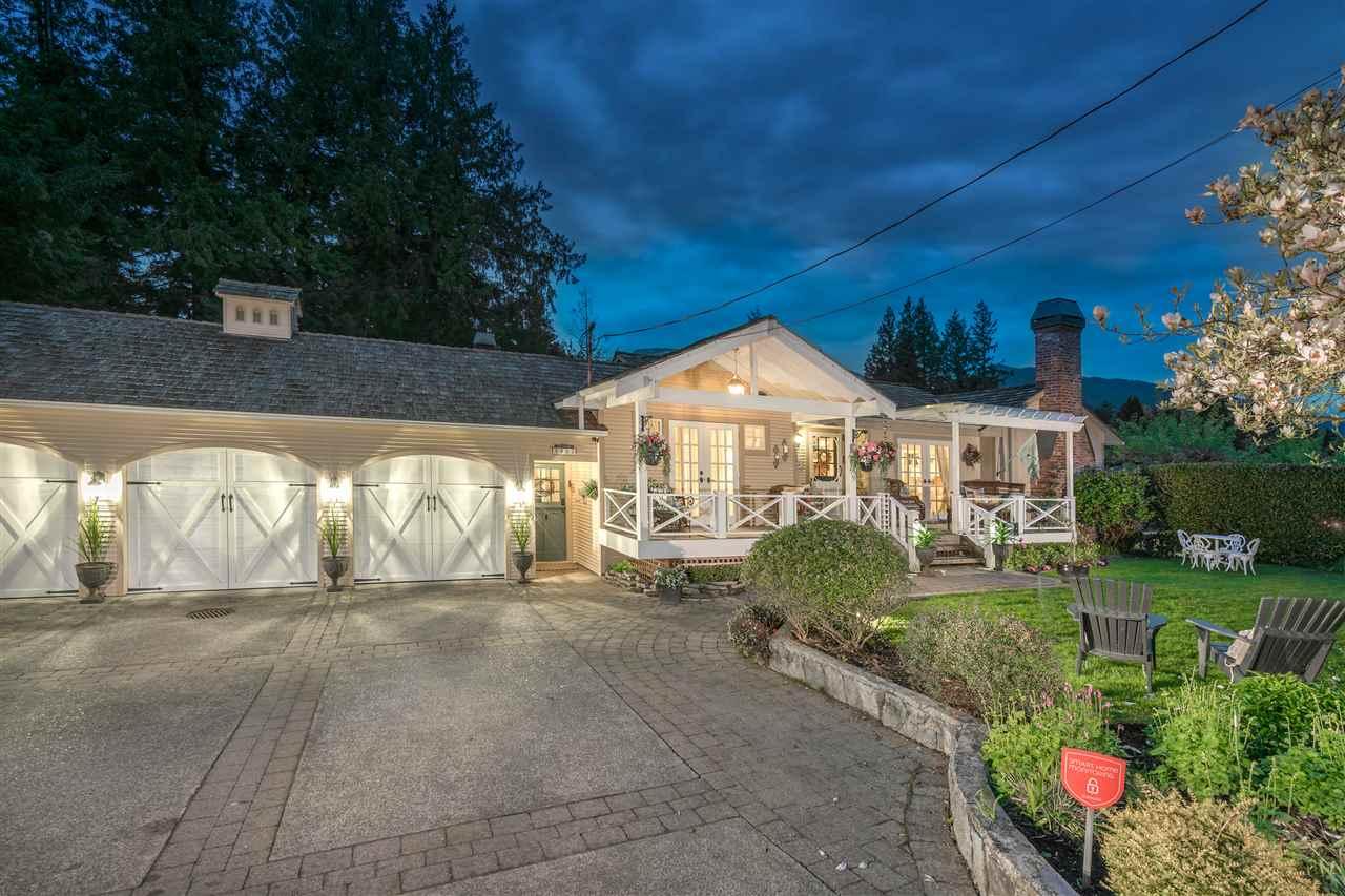 4953 WATER LANE, West Vancouver, BC, V7V 1K4 Photo 1