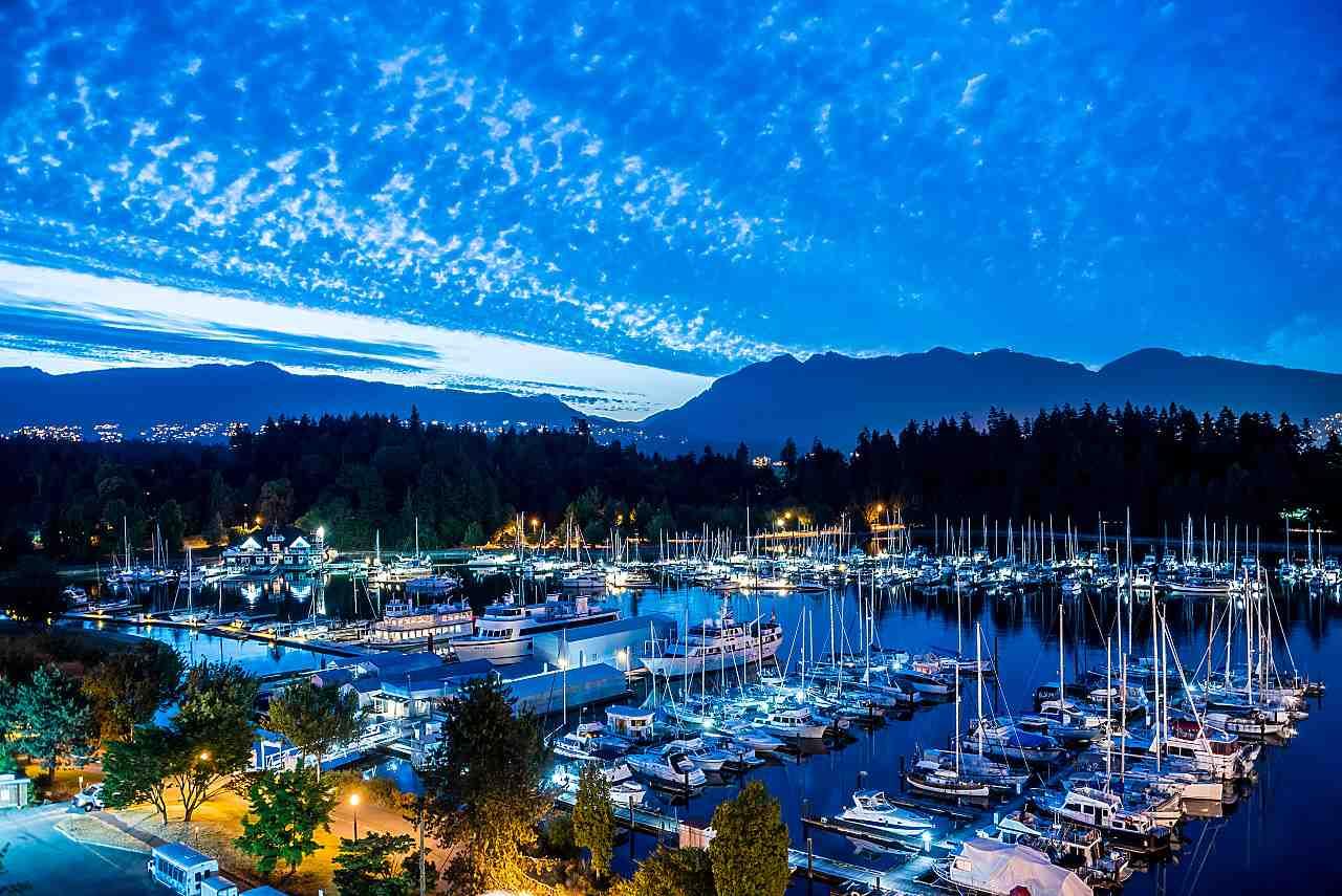 1001 1777 BAYSHORE DRIVE, Vancouver, BC, V6G 3H2 Primary Photo