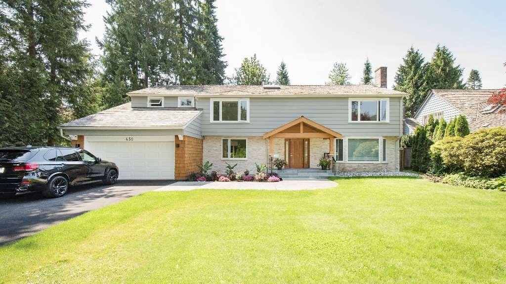 450 GORDON AVENUE, West Vancouver, BC, V7T 1P3 Photo 1