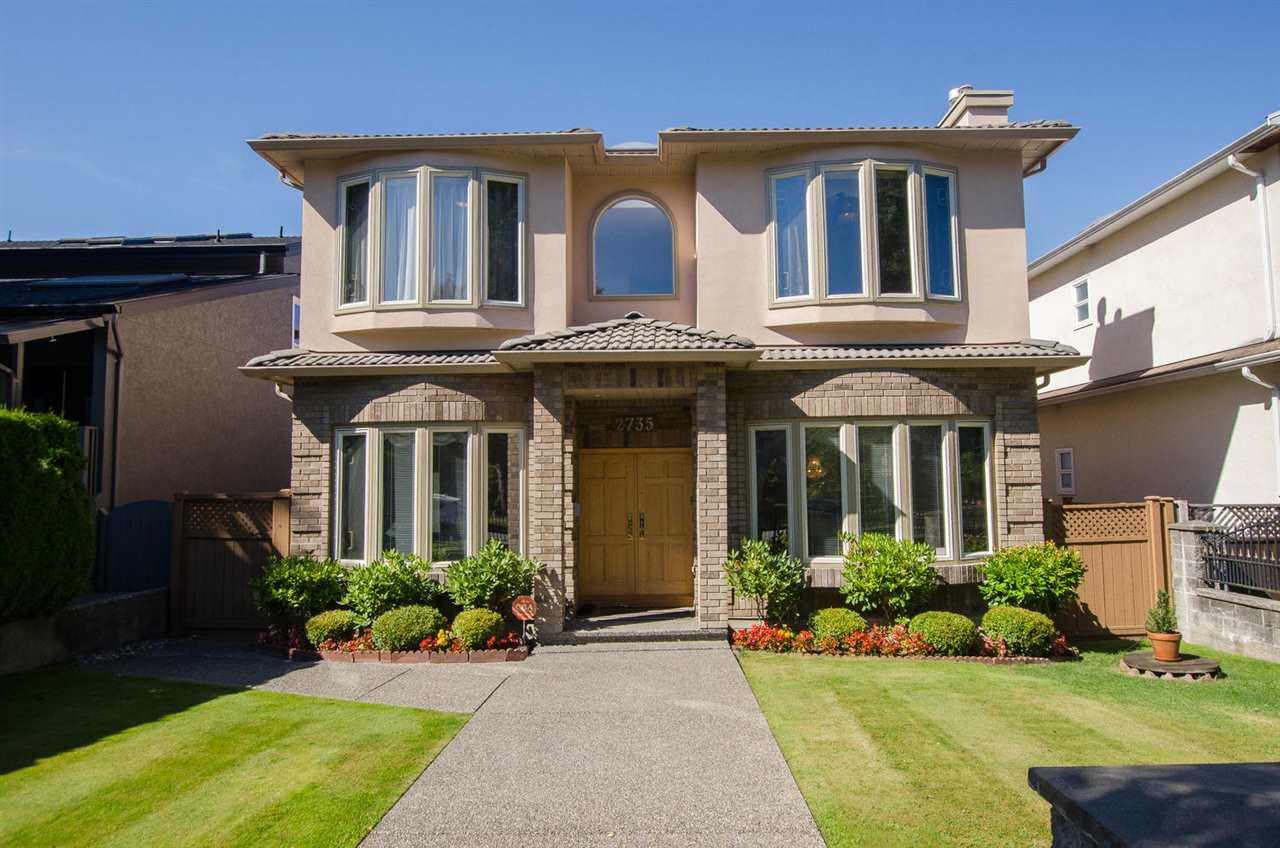 2735 W 24TH AVENUE, Vancouver, BC, V6L 1R2 Photo 1