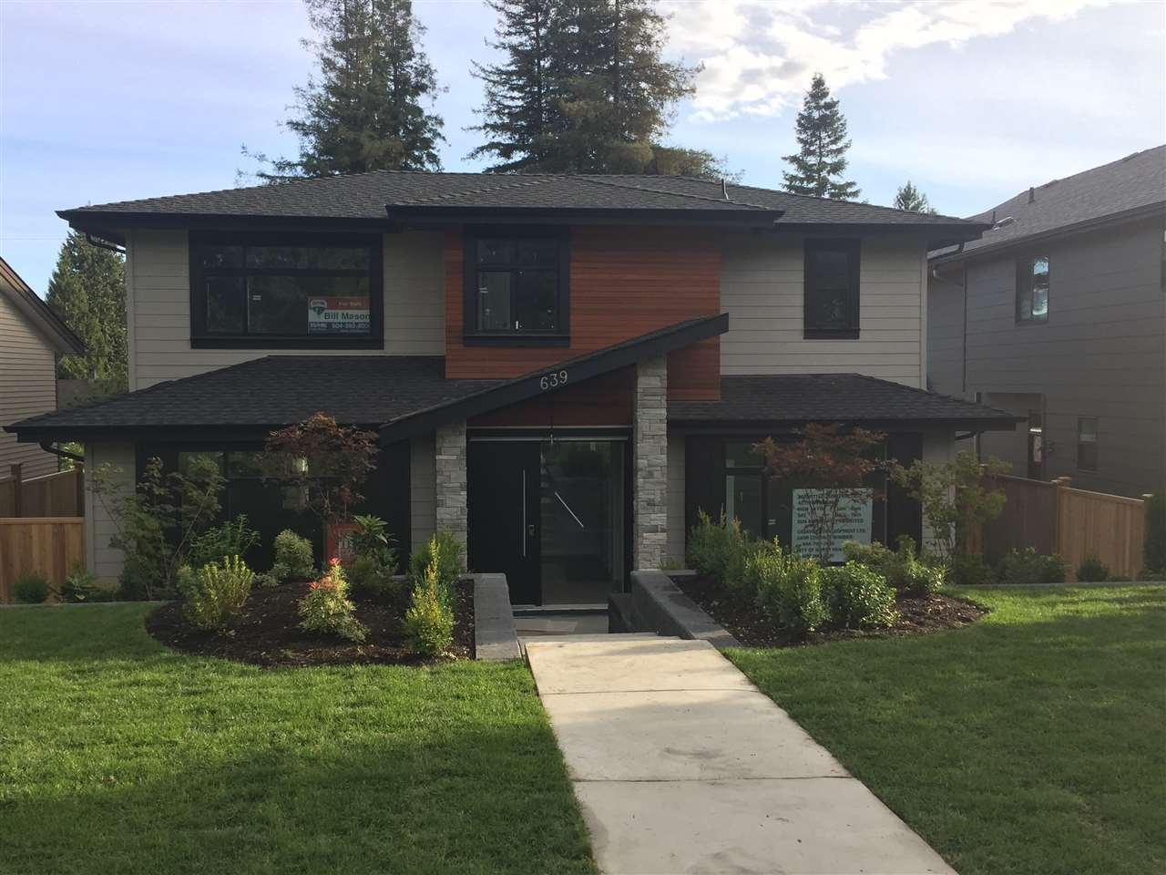 639 E 6TH STREET, North Vancouver, BC, V7L 1R4 Photo 1
