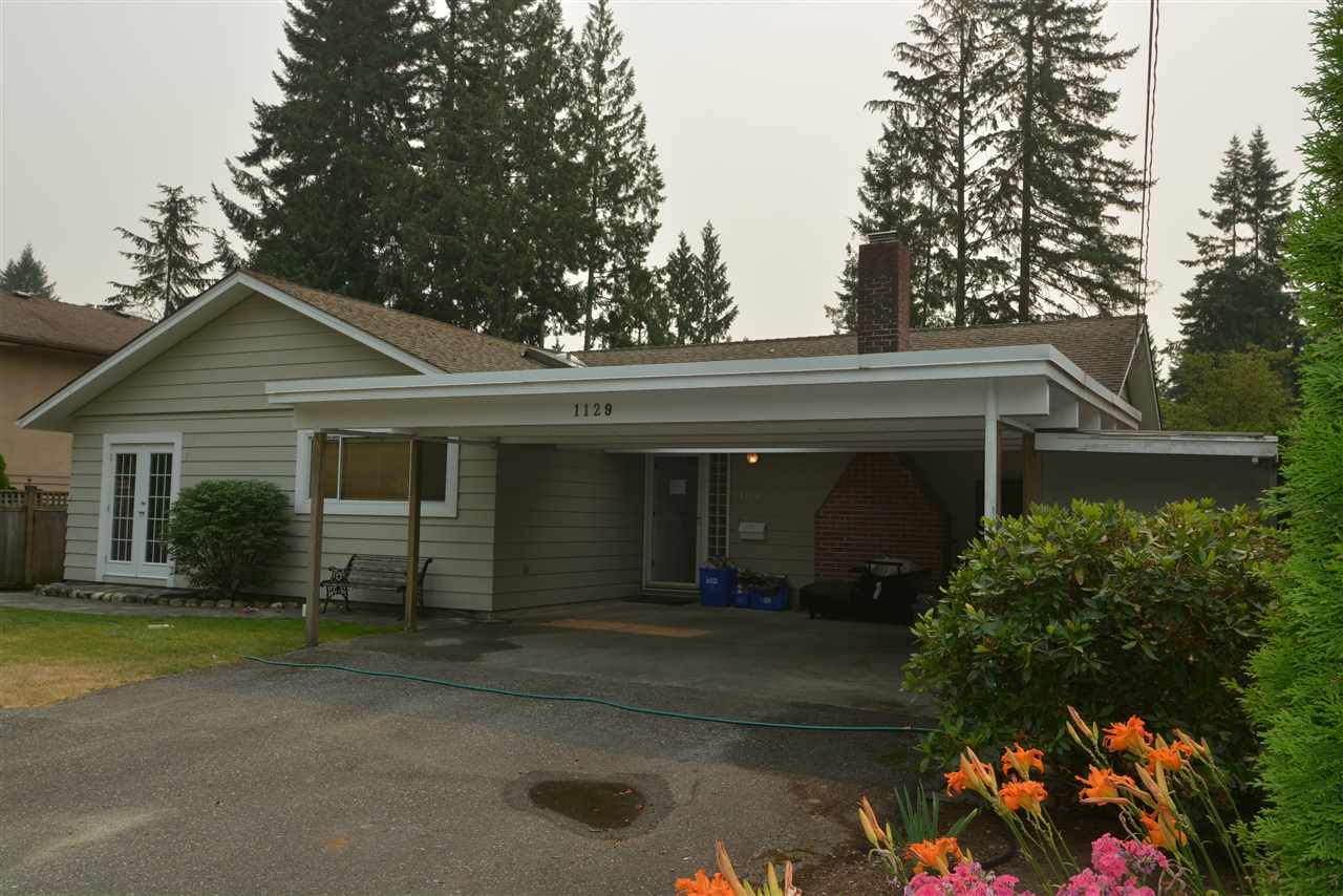 1129 LINNAE AVENUE, North Vancouver, BC, V7R 1Z5 Primary Photo