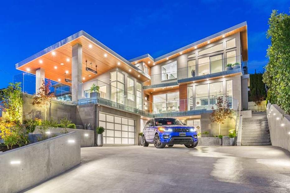 950 LEYLAND STREET, West Vancouver, BC, V7T 2L4 Photo 1