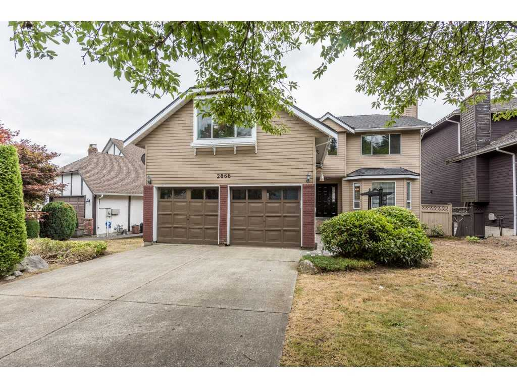 2868 TEMPE KNOLL DRIVE, North Vancouver, BC, V7L 3E5 Photo 1