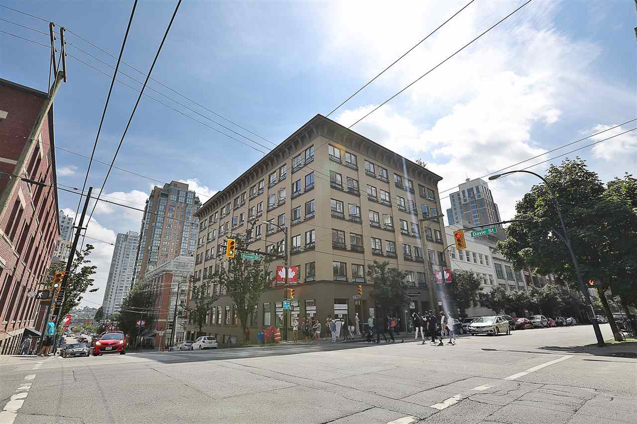 413 1216 HOMER STREET, Vancouver, BC, V6B 6K5 Primary Photo
