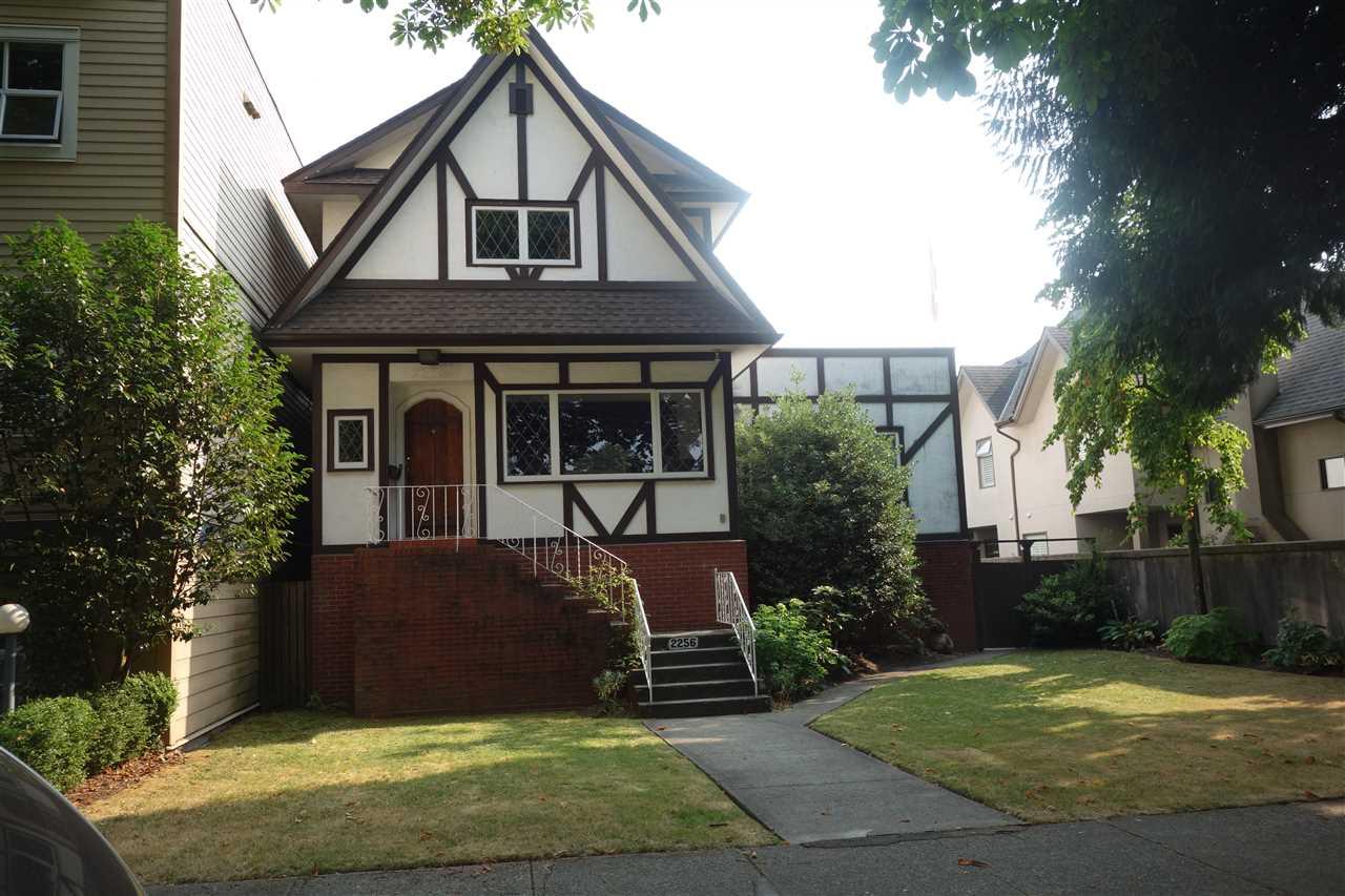 2256 W 14TH AVENUE, Vancouver, BC, V6K 2W1 Primary Photo