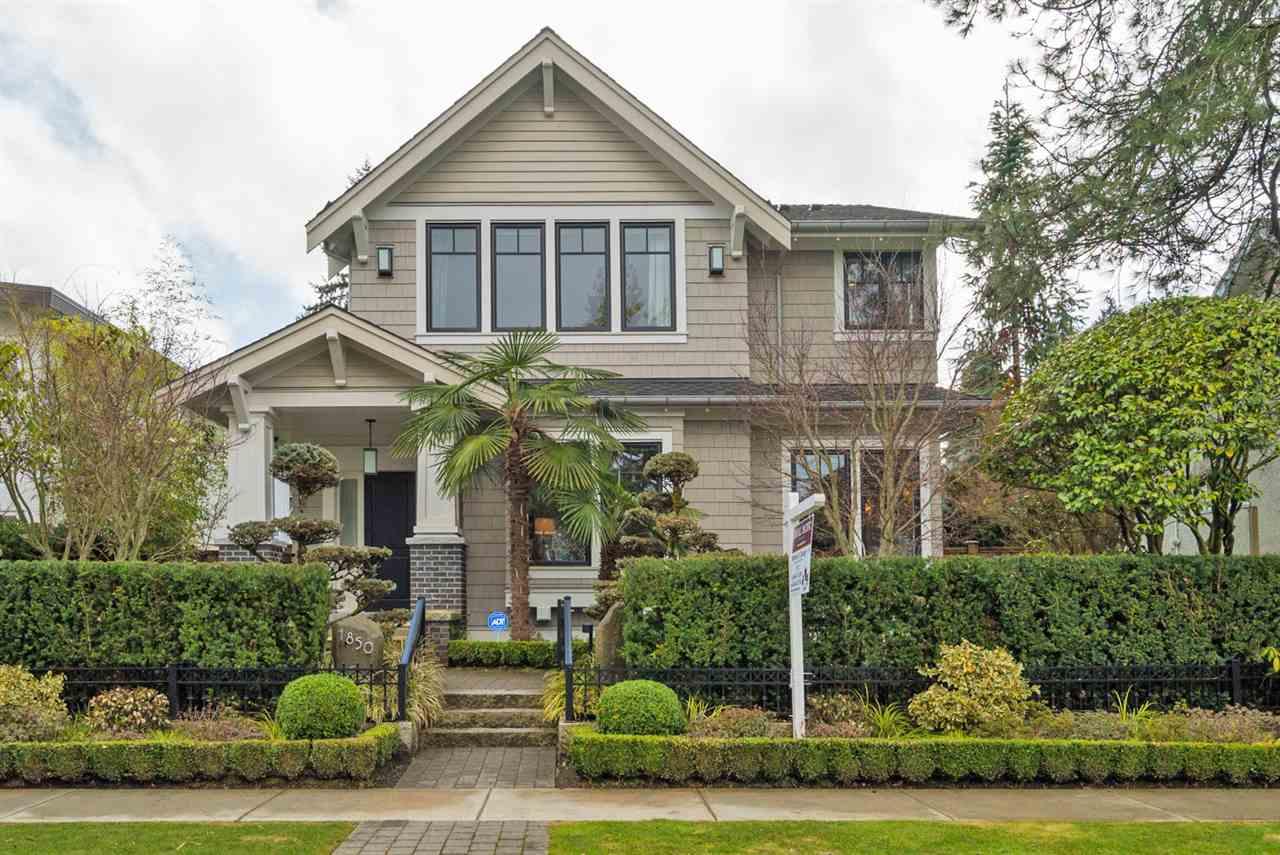 1850 W 36TH AVENUE, Vancouver, BC, V6M 1K5 Photo 1