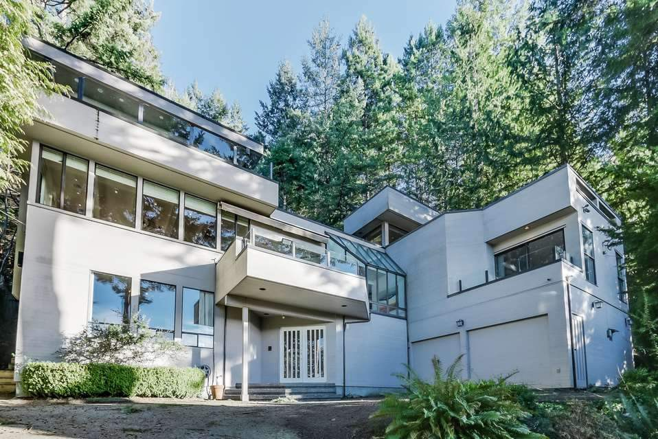 6085 EAGLERIDGE DRIVE, West Vancouver, BC, V7W 1W7 Photo 1