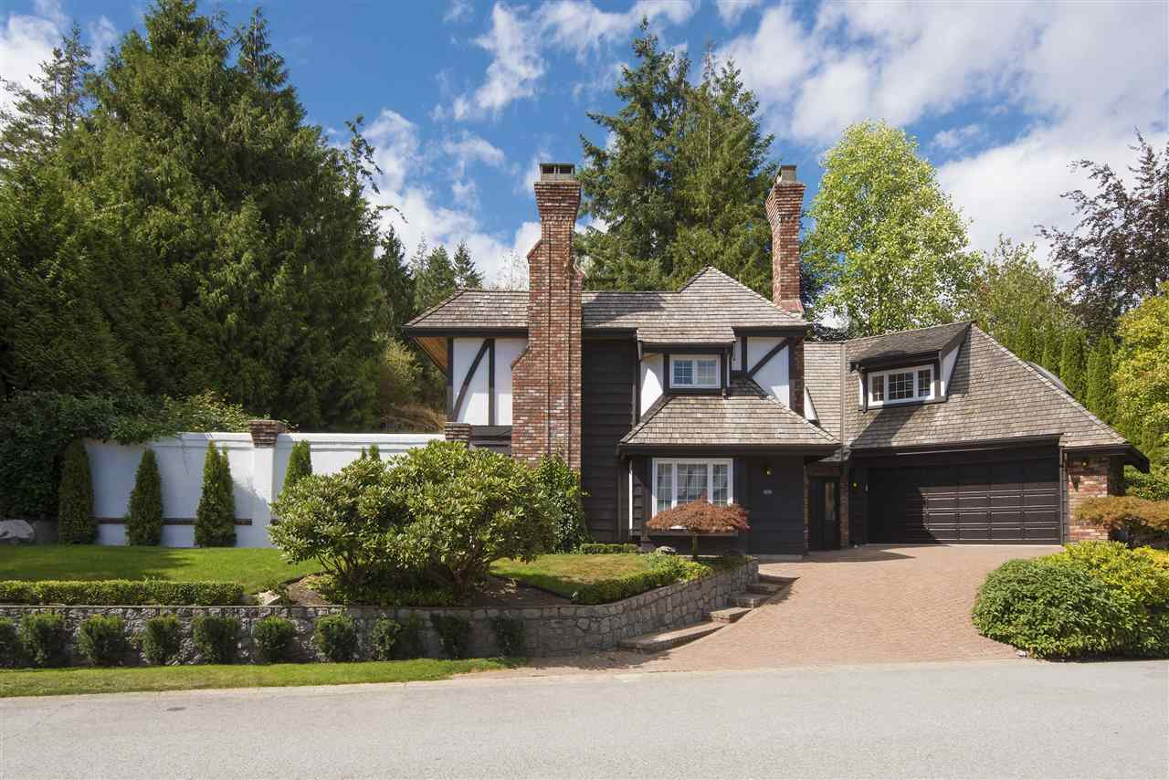 4850 CAULFEILD COURT, West Vancouver, BC, V7W 3B3 Photo 1