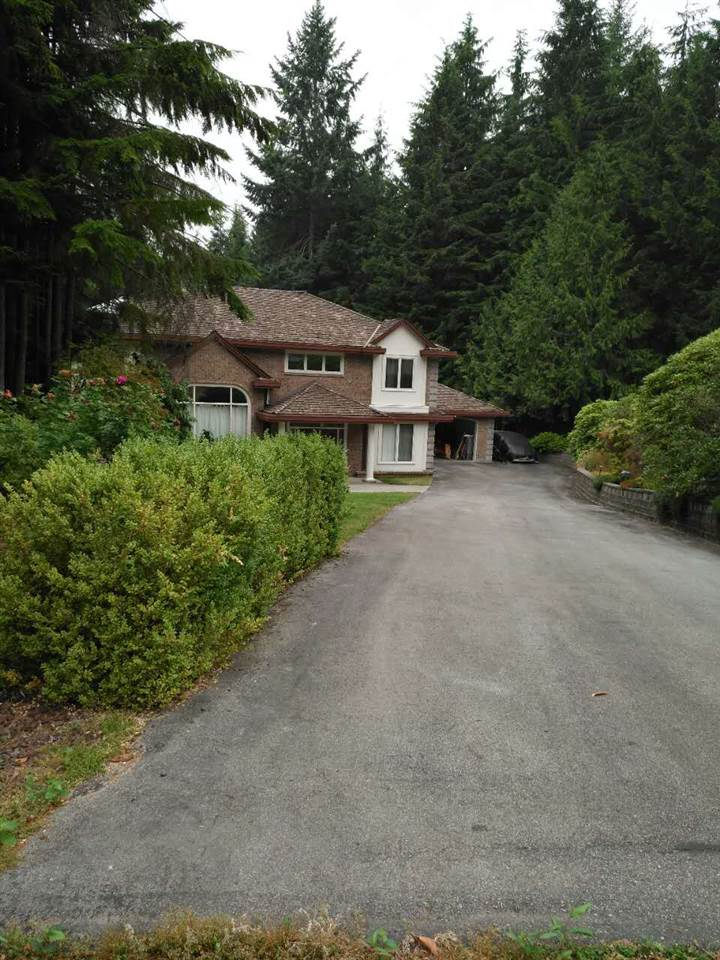 140 SEYMOUR VIEW ROAD, Anmore, BC, V3H 4X9 Photo 1