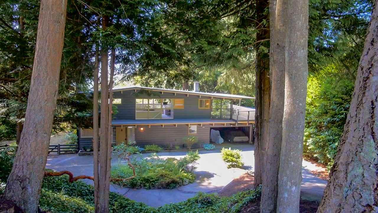4450 WOODCREST ROAD, West Vancouver, BC, V7S 2W1 Photo 1