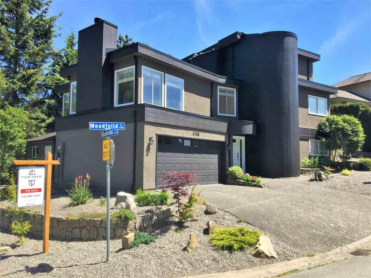 4768 MEADFEILD ROAD, West Vancouver, BC, V7W 2Y3 Photo 1