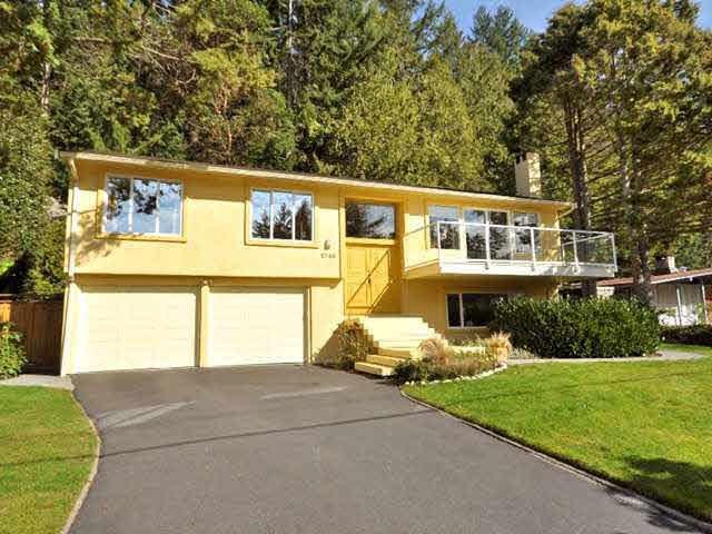 5760 CRANLEY DRIVE, West Vancouver, BC, V7W 1S8 Photo 1